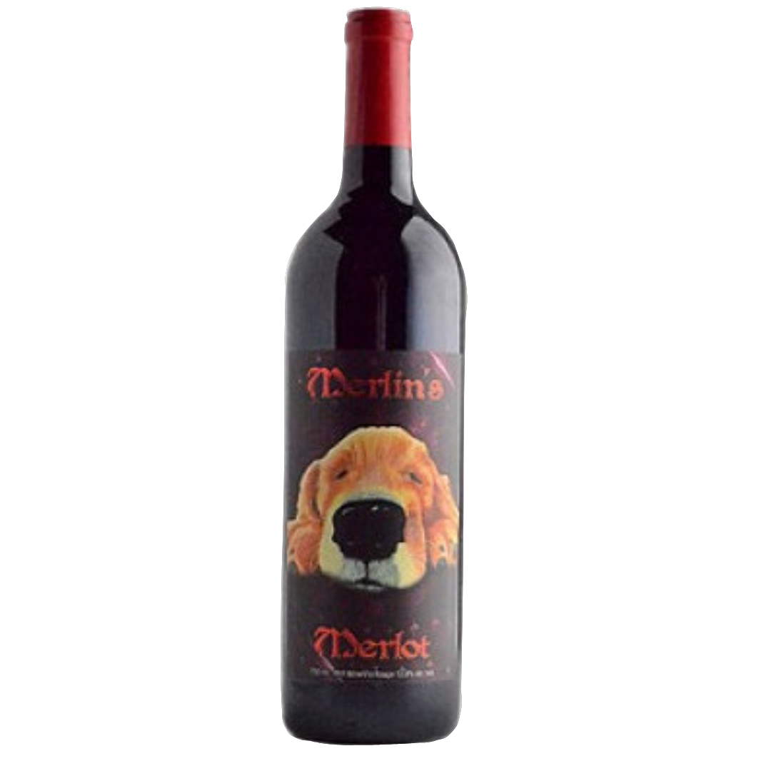 Product Image for 2019 Merlin's Merlot