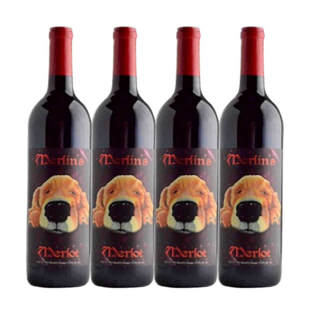 Product Image for 2019 Merlin's Merlot Case